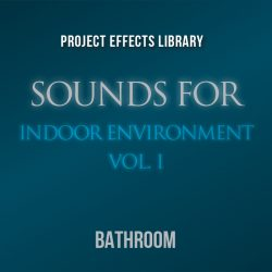 Sounds For Indoor Environment Vol.1
