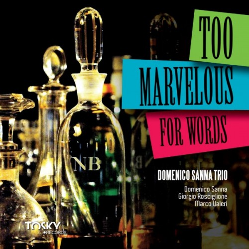 Too Marvelous For Words cover art
