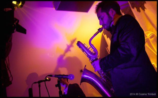 Marco Guidolotti Quartet @ Live