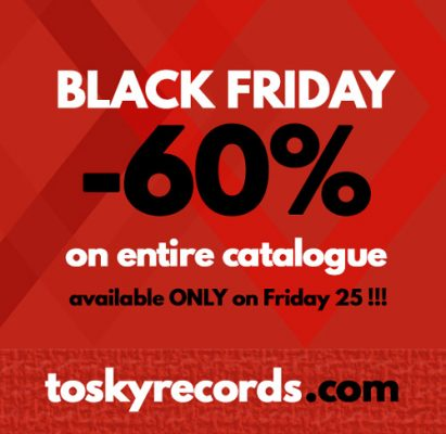 Black Friday Tosky Records
