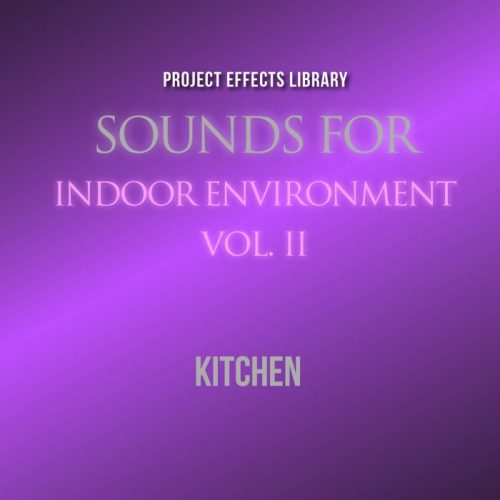Sounds For Indoor Environment Vol.2
