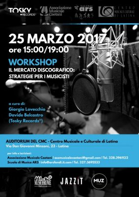 Masterclass: Music Business & Strategies