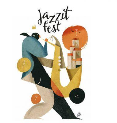 JAZZIT FEST 2018 - Montegrosso (Andria - Italy)